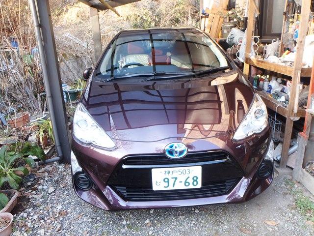 我が家の新車20150228