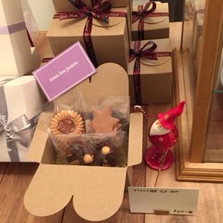 2014クリスマス限定クッキー