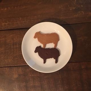 ひつじのクッキー