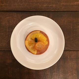 柑橘のタルト(完成版)