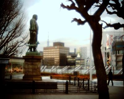 上野といったら西郷どん;R2