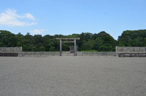 神武天皇陵 20130923