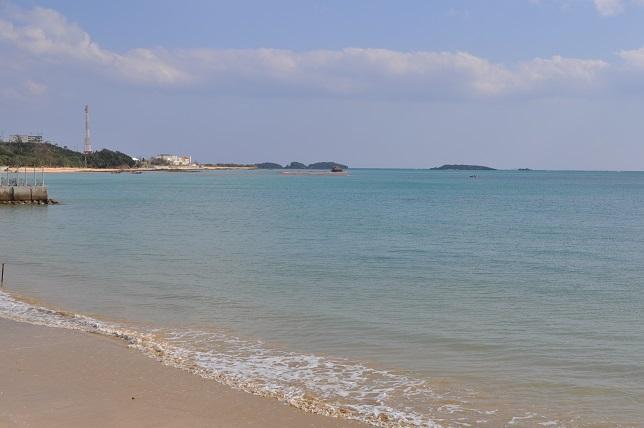 辺野古の海