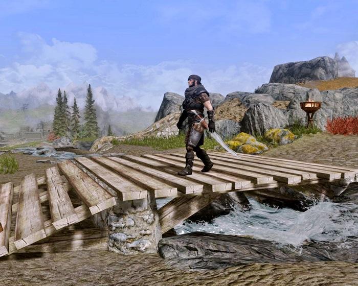 004橋をとおりまーす端をとおりまーす