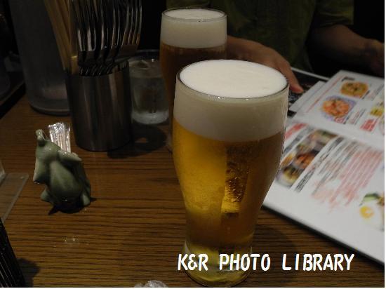 8月30日ビール