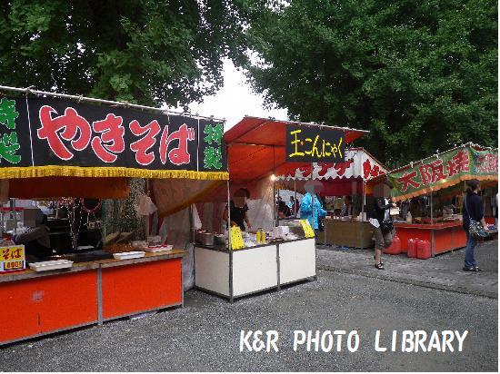 9月7日登戸稲荷社6