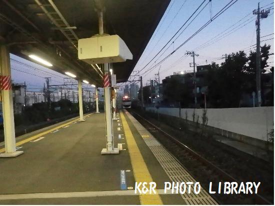 9月21日横須賀線
