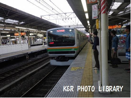 9月21日東海道線