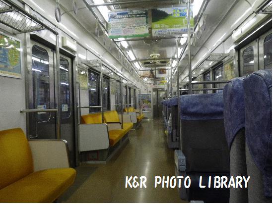 9月21日帰路伊東線車内