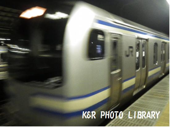 9月21日品川駅横須賀線