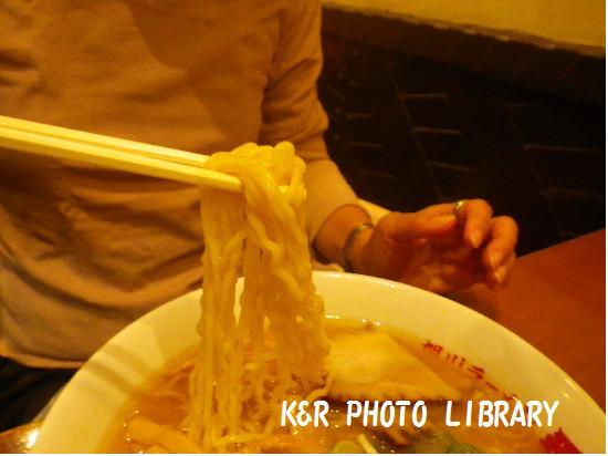 10月16日番外地味噌ラーメンリフト