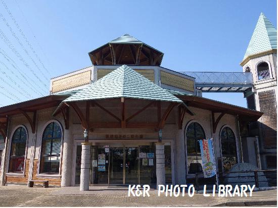 10月19日茨城県きのこ博士館