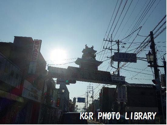 11月23日久留里駅入口