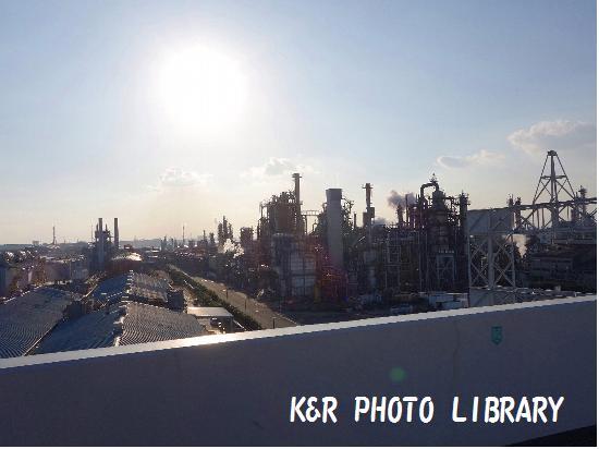 11月23日京浜工業地帯