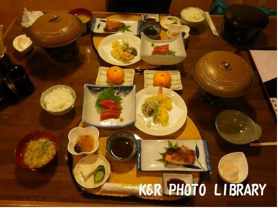 11月29日大瀬崎夕食1