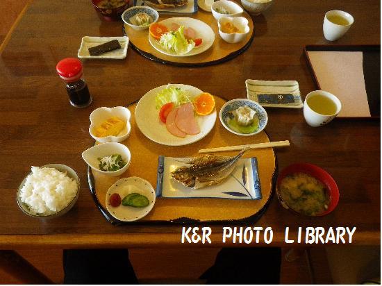 11月30日大瀬崎朝食