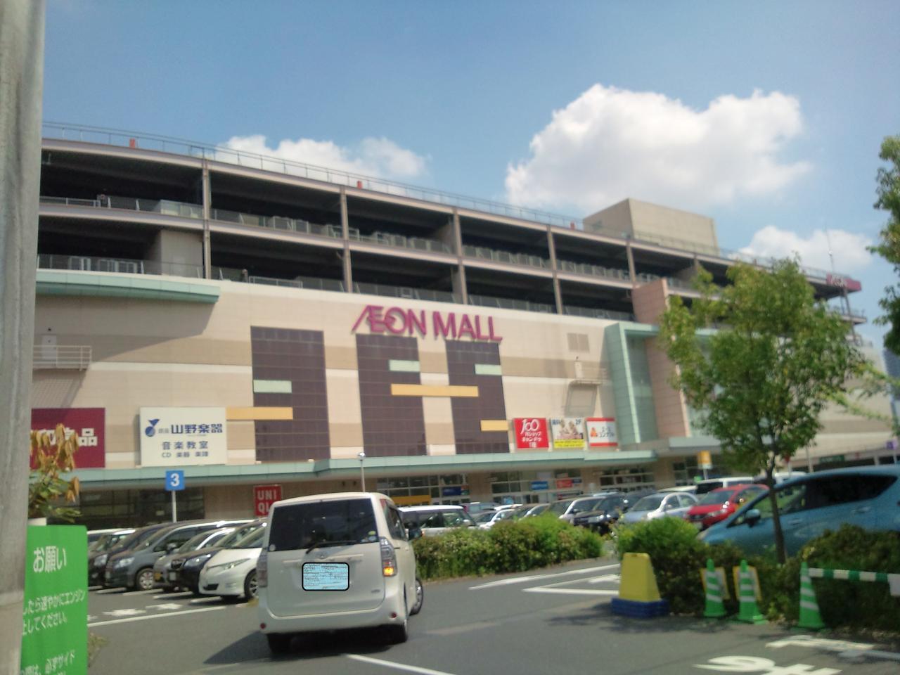新函館市場(駐車場)