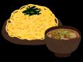 ブログ素材(つけ麺)