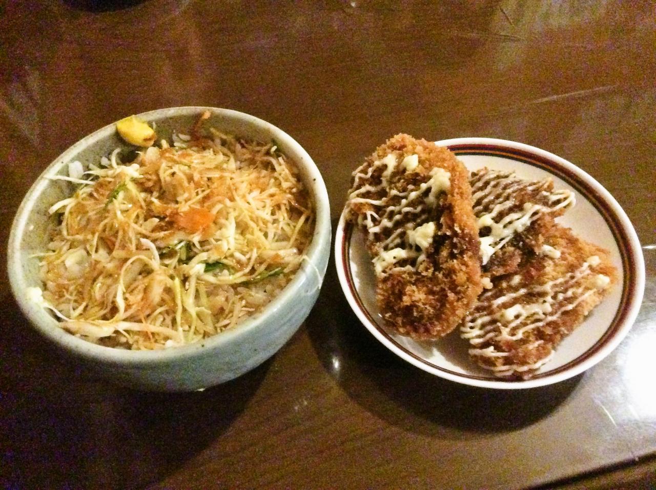 新函館市場(食べ放題)
