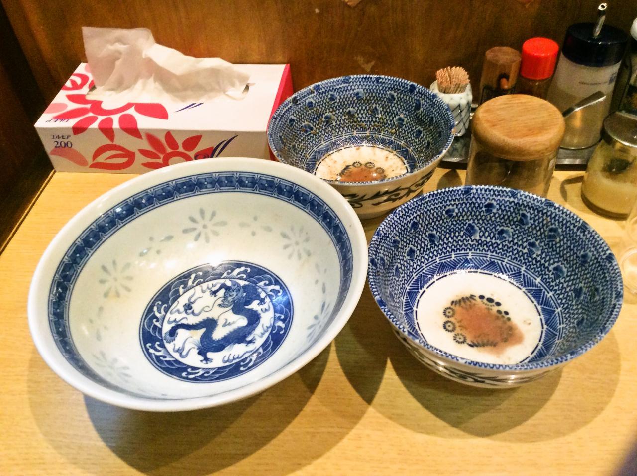 くり山(つけ麺)
