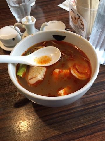 シャンシャン麺