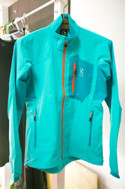 ホグロフス福袋2015リザードジャケット