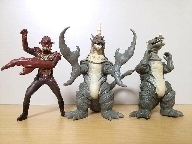 HGウルトラマンVS仮面ライダー8