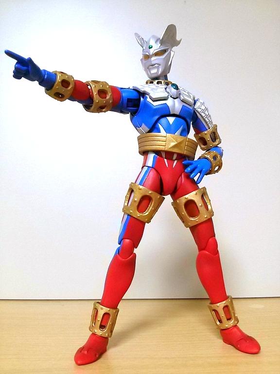 ウルトラアクト エースロボット&ゴルゴダ星セット5