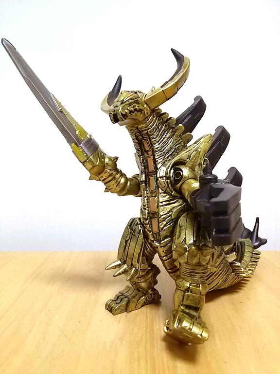 ウルトラ怪獣DX スーパーグランドキング・スペクター5
