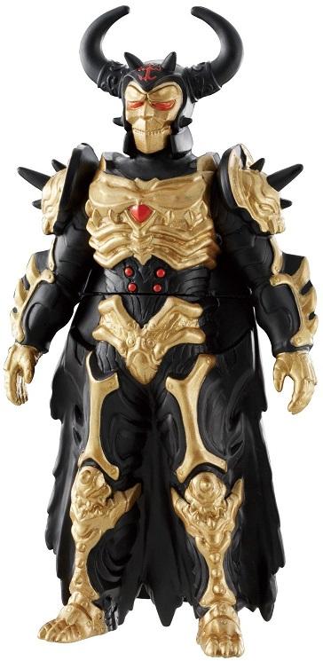ウルトラ怪獣500 ジュダ・スペクター見本