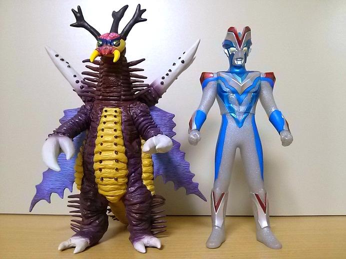 究極大怪獣 アリブンタ5