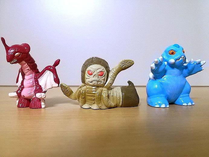 ポケットヒーローシリーズ ウルトラマングレート怪獣