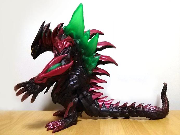ウルトラ怪獣DX アークベリアル1