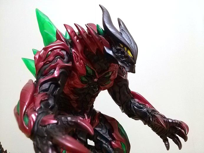 ウルトラ怪獣DX アークベリアル3