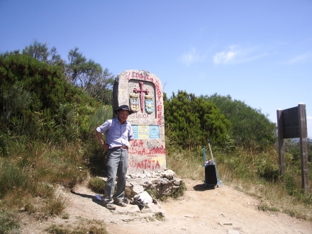 IMGP0700前回ガリシアを訪れた際のパチリ