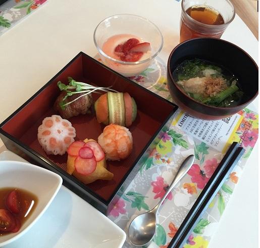 2015年手まり寿司