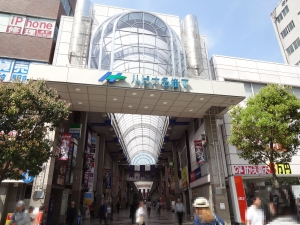 9:28 ハピナ名掛丁商店街