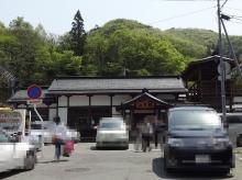 12:19 JR山寺駅
