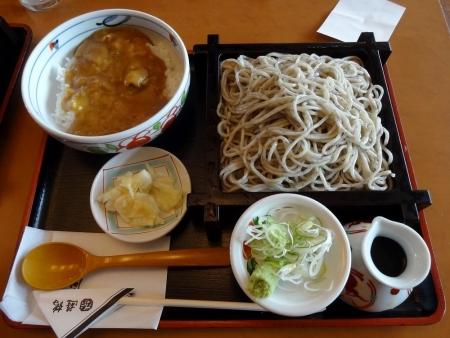 和風カレー丼セット 629 円