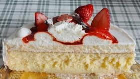 こんなケーキです。
