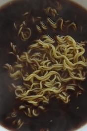 こんな 麺とスープ