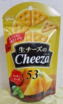 生チーズのチーザ〈チェダーチーズ〉 167 円