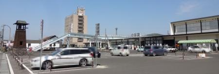 12:51 JR白石駅
