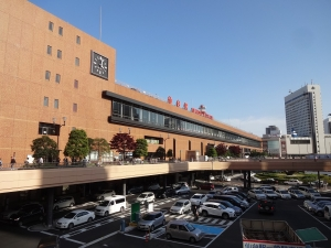 16:01 仙台駅