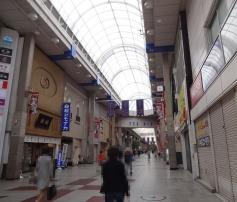 9:28 クリスロード商店街
