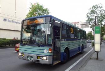 17:50 仙台駅前到着