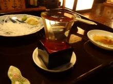 19:09 夫~日本酒 愛宕の松 680円