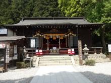 12:33 日枝神社 (ひえじんじゃ)