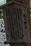 12:34 亀の甲石