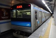 15:44 仙台駅から宮城野原駅まで乗りました。